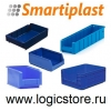 Пластиковый лоток складской ящик на склад лотки для склада ящики
