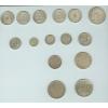 Продается коллекция серебрянных монет 21 шт.  Россия 1818-1926 г. г.