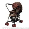 Лёгкая, японская коляска  Aprica Кaroon Plus +дождевик в подарок