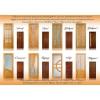 Межкомнатные филенчатые двери из массива сосны оптом